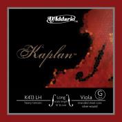 D'Addario Kaplan Viola Single G String, Long Scale, HeavyTension