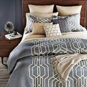 Oake Vertices King Comforter