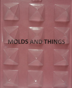 SMALL PYRAMID Chocolate Candy Mould With © Moulding Instruction -set of 3