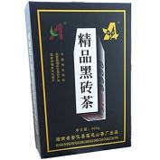 Premium Dark Tea Brick Anhua Dark Brick King Xiangan Brand Won Gold Award 400g