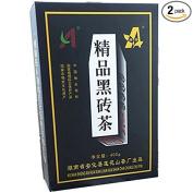 Premium Dark Tea Brick Anhua Dark Brick King Xiangan Brand Won Gold Award 800g