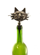 13cm Cat Wine Stopper By Wine Bodies
