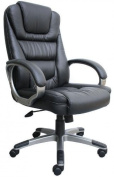 Boss NTR Executive Leather Plus Chair with Knee Tilt