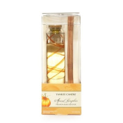 Yankee Candle Spiced Pumpkin Reed Diffuser, Food & Spice Scent