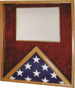 3x5 Flag & Certificate Display Case