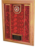 Military Medal Awards Display Case - 41cm x 50cm - Shadow box