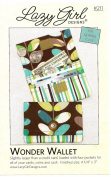 Lazy Girl Designs Wonder Wallet Ptrn