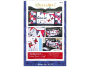 Kimberbell America...Land That I Love Bench Pillow Cover Pattern