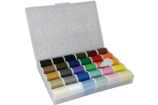 Leonis 30 Colour Sewing Threads [ 93011 ]