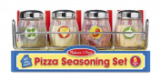 Pizza Spice Shaker Set - Kitchen Play by Melissa & Doug