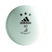 Adidas 3 Star ITTF Approved Table Tennis Balls