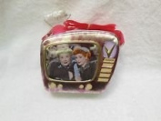 Vandor 'I Love Lucy' Mini TV Tote With Lucy And Ethel On Front #14080