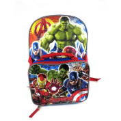 Avengers 41cm Backpack with Detachable Lunch Box