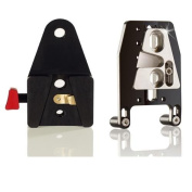Shape Delta Marbel Quick Release Plate Kit for Sony VCT-U14 Plate, Includes V-Lock QR Plate, Delta Adaptor, 0.6cm -20 Screw, Camera Mid-Plate with Stoppers