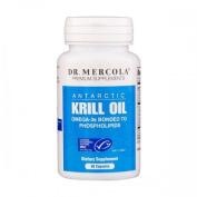 Dr. Mercola Krill Oil, 1000mg/serving, 60 caps