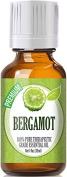 Bergamot (30ml) 100% Pure, Best Therapeutic Grade Essential Oil - 30ml / 1 (oz) Ounces
