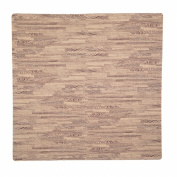 Tadpoles Wood Grain Playmat Set, Light Oak/Natural