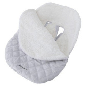 Eddie Bauer Baby Bundle Blanket:Light Grey