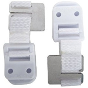 Safety 1st Furniture Wall Straps - 10 Straps
