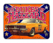 Dukes of Hazzard Vintage Collectors 9x12 Aluminium Sign Wall Art