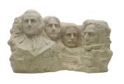 Mount Rushmore Statue Sculpture Figure