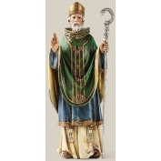 Saint St. Patrick Day Irish Patron Celtic Cross Statue