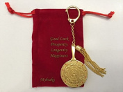 Feng Shui the Power Mirror Keychain for the 3/8 Hotu