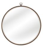 Quinn Wall Mirror (Bronze ) - 36 x 36h