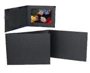 Black Portrait Folder