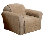 Innovative Textile Solutions Ultimate Furniture Protector Chair, Natural