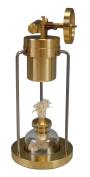 Sunnytech® Mini Hot Live Steam Engine Brass Model Education Toy Kits DIY Bj001