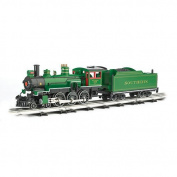 Williams by Bachmann Southern Baldwin 4-6-0 O Scale Steam Locomotive