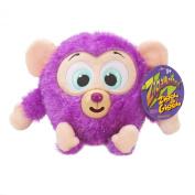 Zigamazoo New Snuggables Ziggle and Giggle Soft Teddy Toy 3+ purple