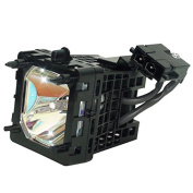 AuraBeam Sony XL-5200 F93088600 TV Replacement Lamp with Housing