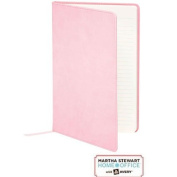 Martha Stewart Home Office Classic Smooth Finish Journal 5.5x8.5 Pink