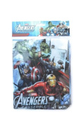 Marvel Avengers Assemble Stretchable Fabric Book Cover