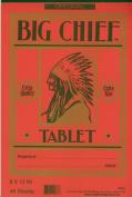Original Big Chief Writing Tablet, Primary Grades, Westab, 20cm X 30cm , 48 Sheets