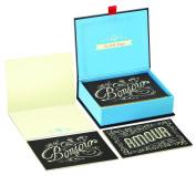 Gift Trenz Franklin Mill Chalk Shoppe Notecard Set