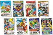 Parts Of Speech Superheroes By North Star Teacher Resource