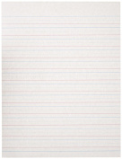 School Specialty Handwriting Paper - 1/2 Rule, 1/4 Dotted, 1/4 Skip - 20cm x 27cm - 500 Sheets