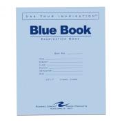 Roaring Spring Blue Exam Book, 22cm x 18cm , 6 Sheets