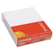 Universal 35615 - Scratch Pads, Unruled, 5 x 8, White, 12 100-Sheet Pads/Pack-UNV35615