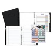 Blueline NotePro Notebook, Blue, 23cm x 18cm , 192 Pages