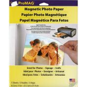 ProMAG 22cm x 28cm Inkjet Printable Magnetic Sheets