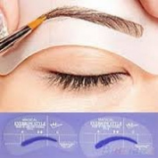 Easy to Use Eyebrow Stencils