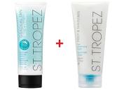 St.Tropez Gradual Tan In Shower Lotion 200ml + St.Tropez Tan Enhancing Polish 200ml