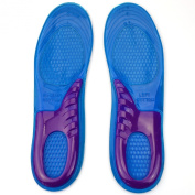 Large Pair of Orthotic Full Silicone Gel Insoles