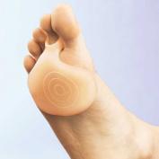 Pair of Silicone Metatarsal Ball of Foot Pad Protectors