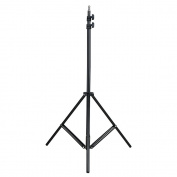 Andoer® 2m / 6.6ft Photo Studio Light Stand with 0.6cm Screw for Video Portrait Studio Soft Box Product Photography