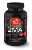 Deluxe Nutrition ZMA® 2430mg Officially Licenced By SNAC Test Booster & Muscle Growth 90 Capsules